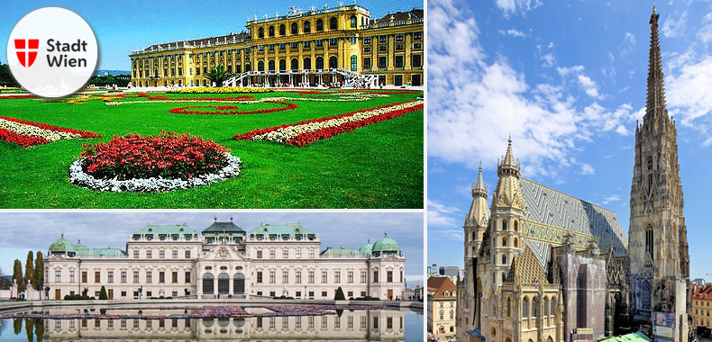 Excursie la Viena in luna Iunie